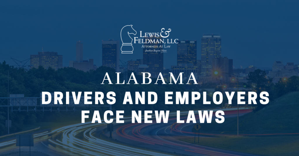 Drivers and Employees Face New Laws