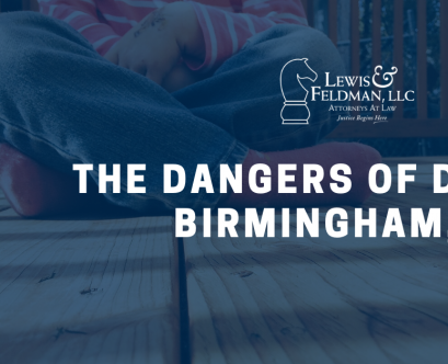 The Dangers of Decks in Birmingham