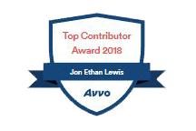Avvo Top Contributor 2018