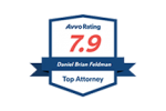 Avvo 7.9 Rating