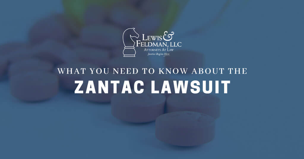 Zantac Lawsuit