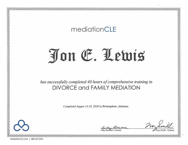 Lewis & Feldman Divorce and Family Mediation Lawyer